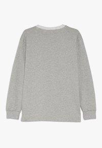 Molo - RISCI  - Top sdlouhým rukávem - light grey - 1