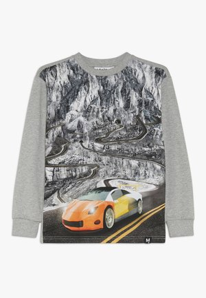 RISCI  - T-shirt à manches longues - grey
