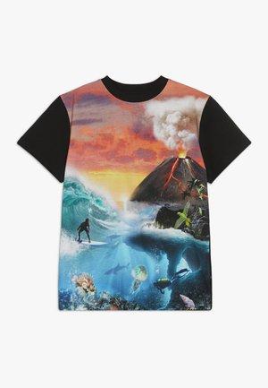 ROXO  - T-shirt imprimé - multi-coloured