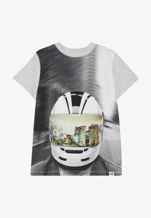 ROAD - T-shirts med print - grey