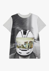 Molo - ROAD - T-Shirt print - grey - 0