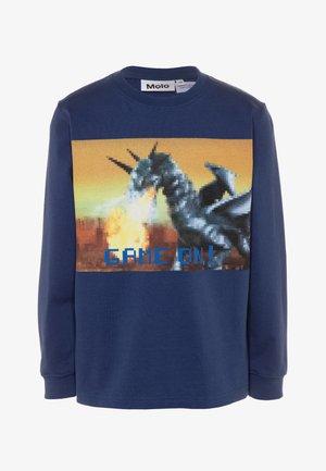 ROGERT - Long sleeved top - blue