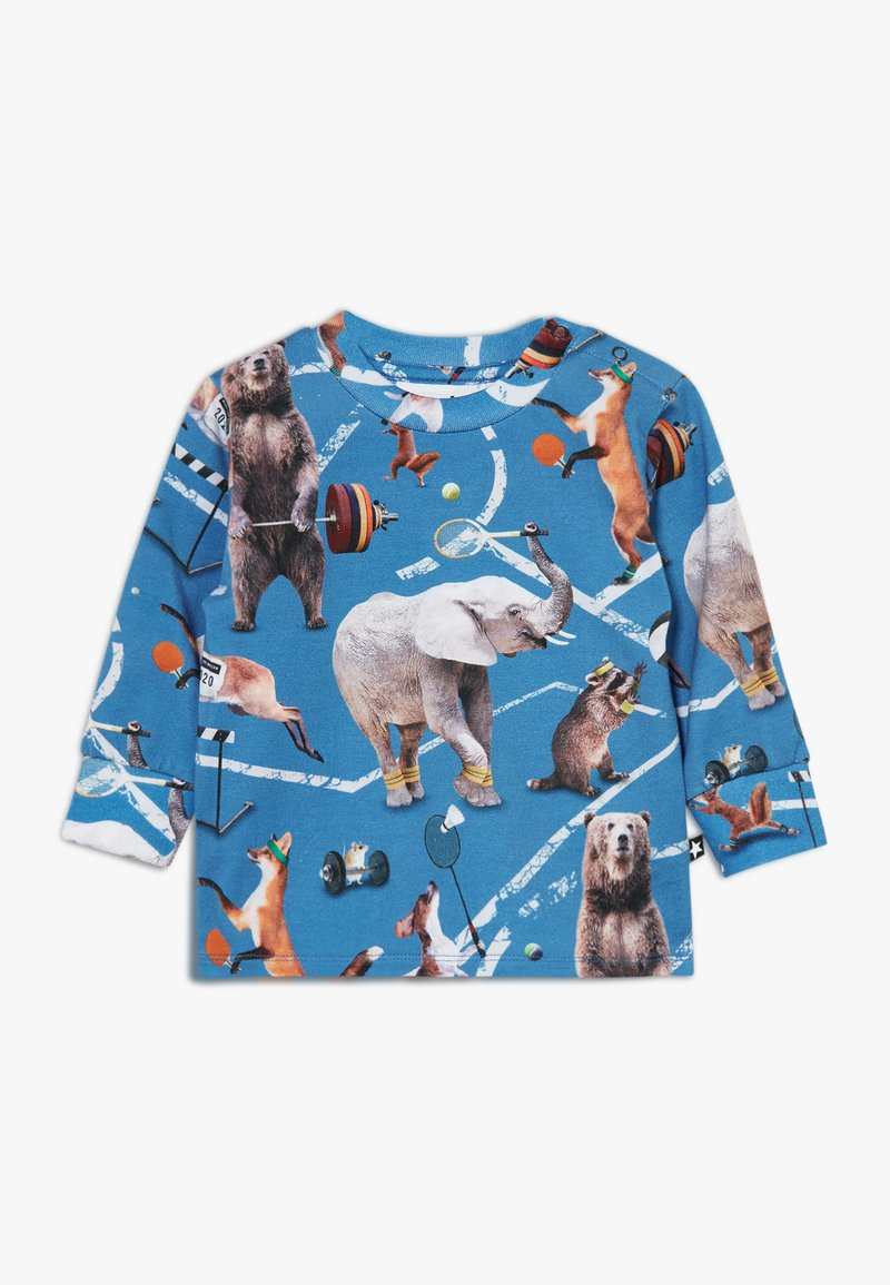 Molo - ELOY - Long sleeved top - athletic animals