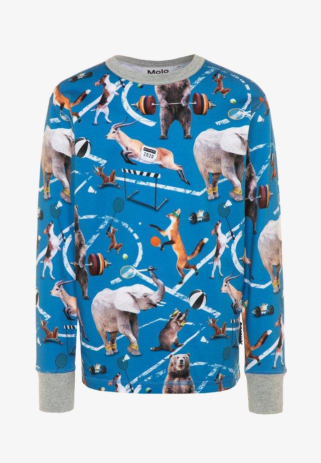 RILL - Pitkähihainen paita - blue