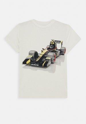 ROAD - T-shirt print - white