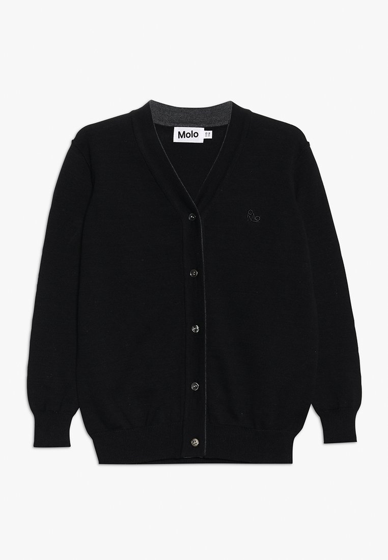 Molo - BASEL - Cardigan - black