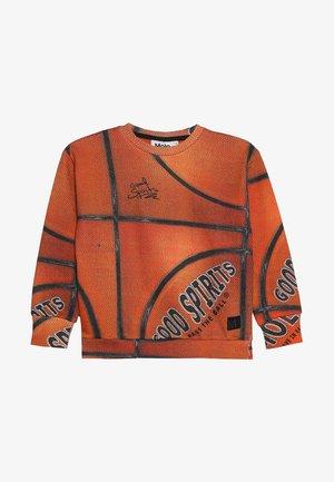 MADSIM - Sweatshirt - orange