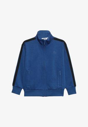 MABOO - veste en sweat zippée - true blue