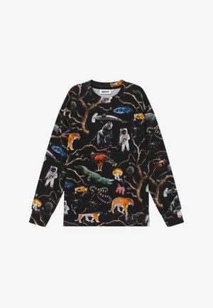 MIK - Sweatshirt - black/multi-coloured