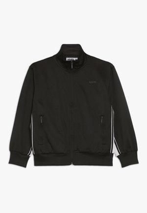 MABOC - Bluza rozpinana - black