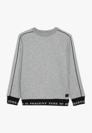 MEEK  - Sweatshirt - grey melange