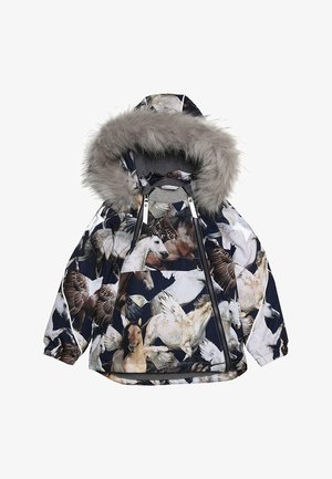 HOPLA - Zimní bunda - dark blue