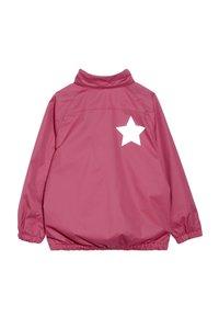 Molo - WAITON - Waterproof jacket - holly berry - 2