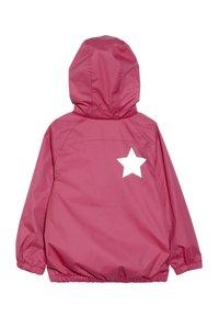 Molo - WAITON - Waterproof jacket - holly berry - 1