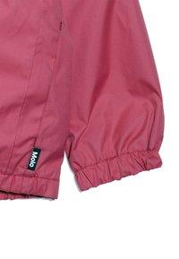 Molo - WAITON - Waterproof jacket - holly berry - 4