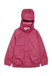 Molo - WAITON - Waterproof jacket - holly berry - 0