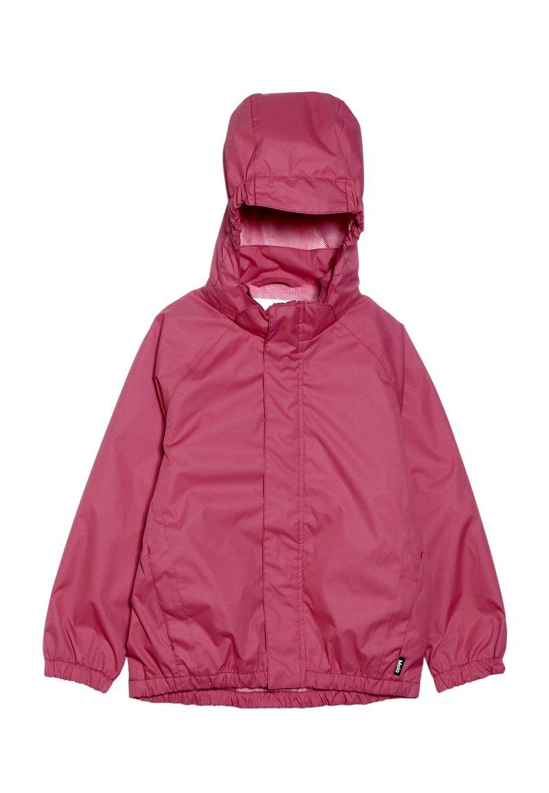 Molo - WAITON - Waterproof jacket - holly berry