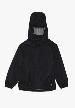 WAITON - Regnjakke / vandafvisende jakker - black