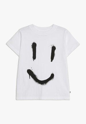 REEVE - T-shirt print - white