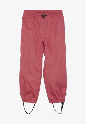 WAITS - Spodnie przeciwdeszczowe - holly berry