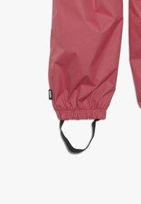 Molo - WAITS - Rain trousers - holly berry - 3