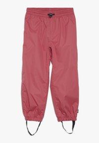 Molo - WAITS - Rain trousers - holly berry - 0