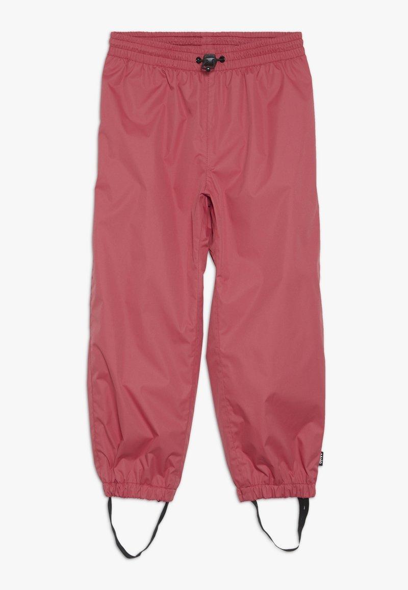 Molo - WAITS - Rain trousers - holly berry