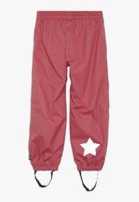 Molo - WAITS - Rain trousers - holly berry - 1