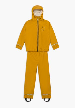 ZET SET - Impermeable - nugget gold