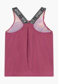Molo - ORIANA - Sports shirt - hibiscus rainbow - 1