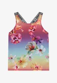 Molo - ORIANA - Sports shirt - hibiscus rainbow - 2