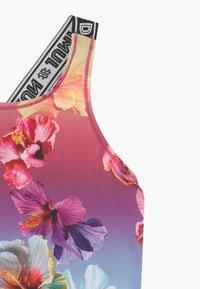 Molo - ORIANA - Sports shirt - hibiscus rainbow - 3