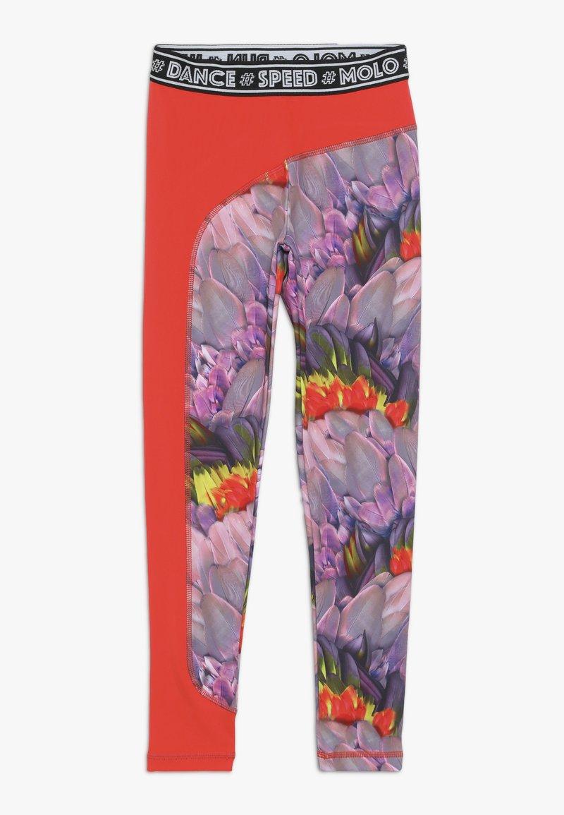 Molo - OLYMPIA - Leggings - multicolor