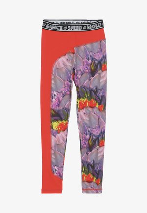 OLYMPIA - Legginsy - multicolor