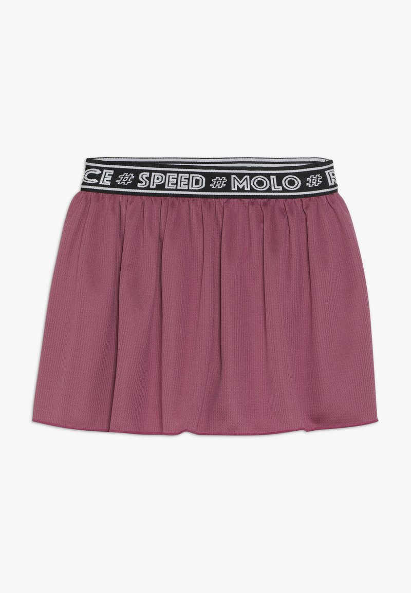 Molo - OLA - Sports skirt - red violet