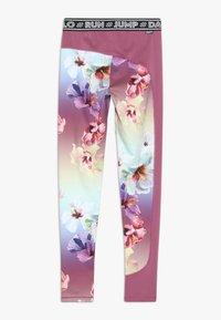 Molo - OLYMPIA - Leggings - hibiscus rainbow - 1