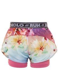 Molo - OMARI - Leggings - hibiscus rainbow - 1