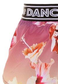 Molo - OMARI - Leggings - hibiscus rainbow - 2