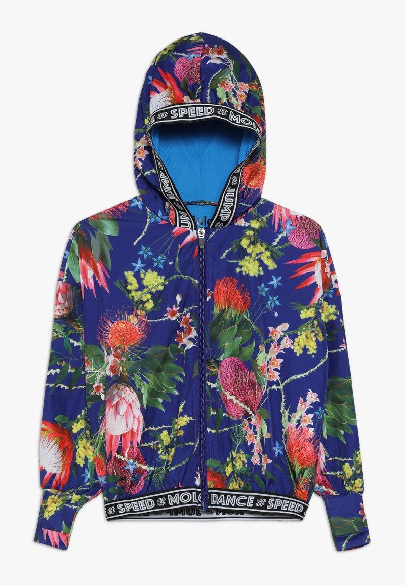 Molo - Training jacket - blue