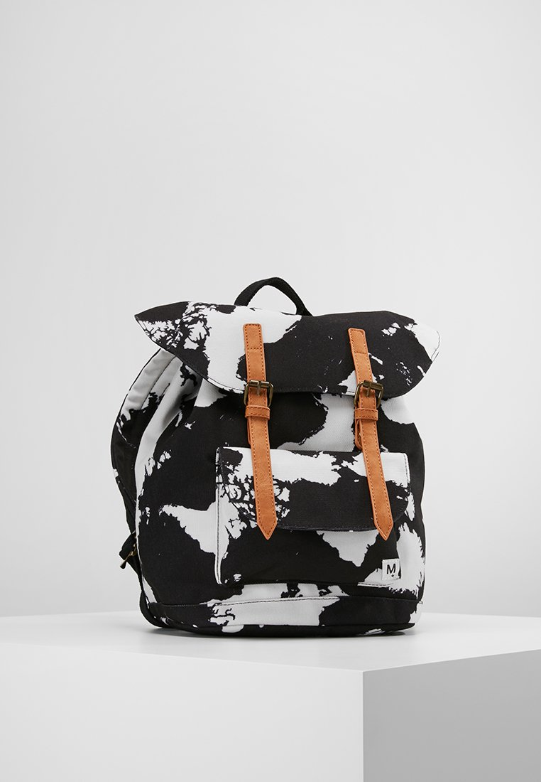 Molo - STRAPPED BACKPACK - Rugzak - black