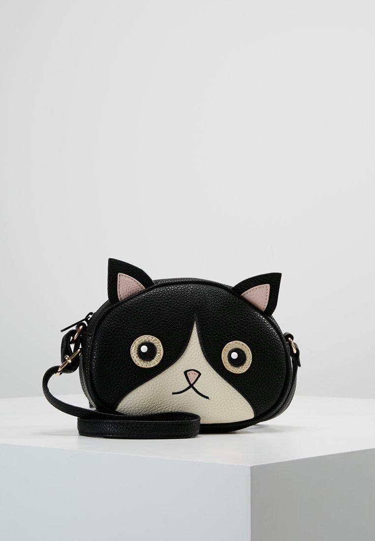 Molo - BAG - Taška spříčným popruhem - black