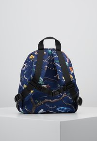 Molo - BACKPACK - Rygsække - dark blue/multi-coloured - 3