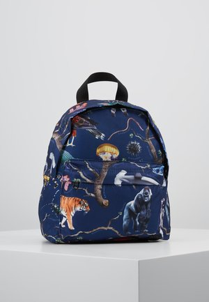 BACKPACK - Reppu - dark blue/multi-coloured