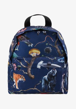 BACKPACK - Tagesrucksack - dark blue/multi-coloured