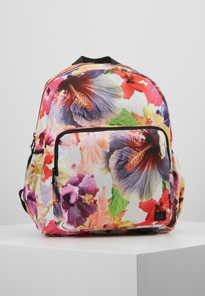 BIG BACKPACK - Reppu - pink/multicoloured
