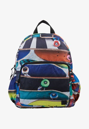 BIG BACKPACK - Sac à dos - multcoloured/white