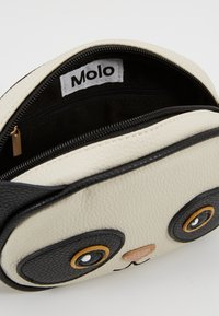 Molo - PANDA BAG - Across body bag - black/white - 5