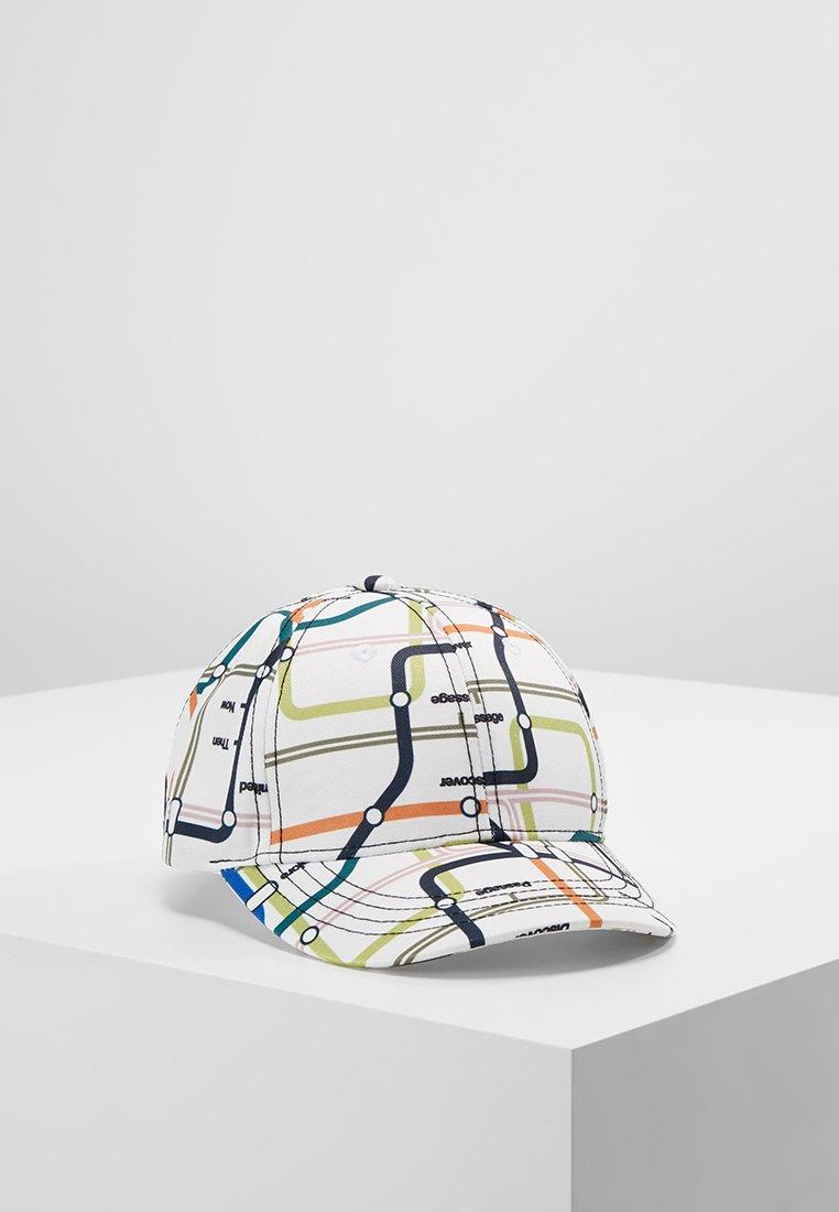 Molo - SEBASTIAN - Czapka z daszkiem - subway map