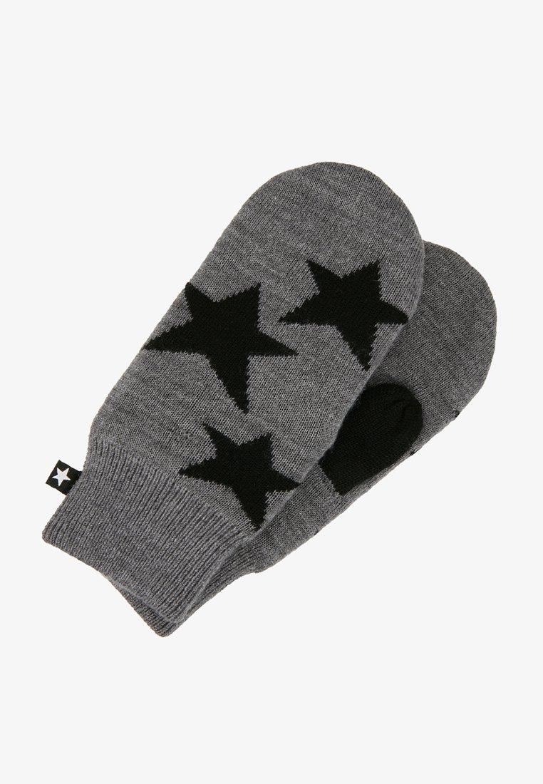Molo - SNOWFALL - Palčáky - grey melange