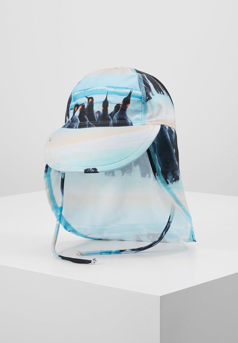 Molo - NANDO - Caps - blue/white